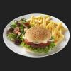 Hamburgerschotel (2 stuks)